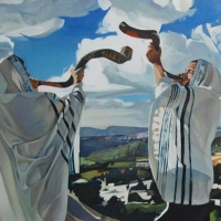 How is a Shofar (rams horn) like us? Feast of Trumpets, the Day of Shouting for the King of Kings.